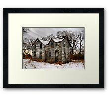 Wilkinson Homestead Framed Print