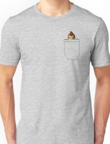 Donkey Kong Pocket Unisex T-Shirt