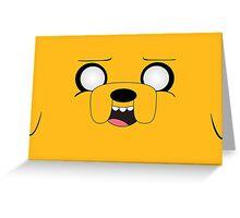 Jake Greeting Card