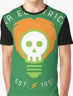 Blanka Electrical Co. Graphic T-Shirt