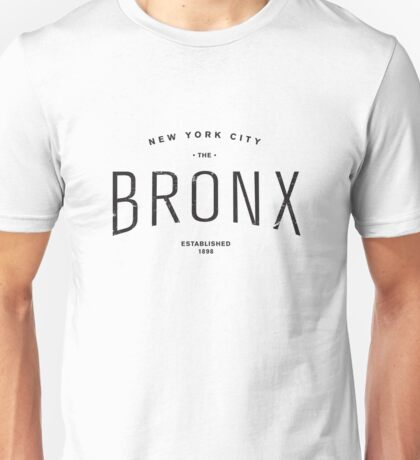 The Bronx, NYC Unisex T-Shirt