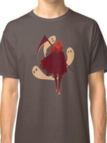 Reaper Girl in the Desert Classic T-Shirt