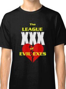 League of Evil Exes Classic T-Shirt