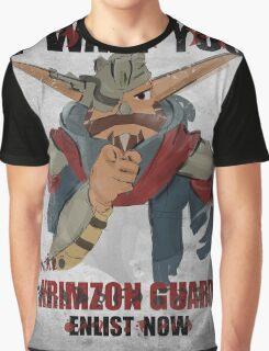 Join the Krimzon Gaurd Graphic T-Shirt