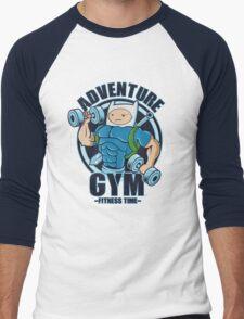 ADVENTURE GYM Men's Baseball ¾ T-Shirt