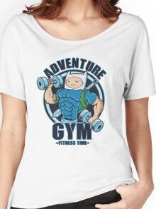 ADVENTURE GYM Women's Relaxed Fit T-Shirt