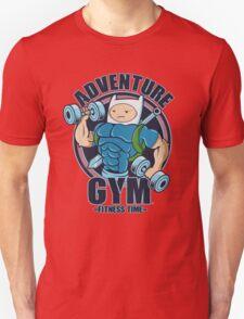 ADVENTURE GYM Unisex T-Shirt