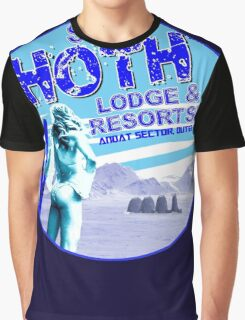 Hoth Lodge Graphic T-Shirt