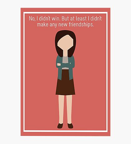 """April Ludgate: """"New Friendships"""" Photographic Print"""