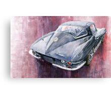 Chevrolet Corvette Sting Ray 1965 Canvas Print