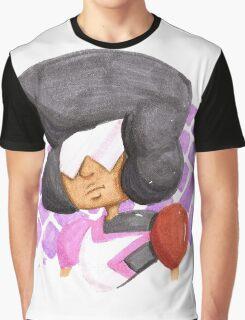 Garnet Portrait Graphic T-Shirt