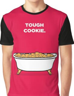 Tough Cookie - Bathtub Graphic T-Shirt
