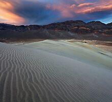 Eureka Dune Sunset by Nolan Nitschke