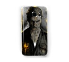 True Detective - Rust Cohle old  Samsung Galaxy Case/Skin