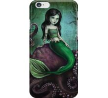Dark Mermaid Octopus iPhone Case/Skin
