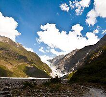 Franz Josef Glacier by Waqar