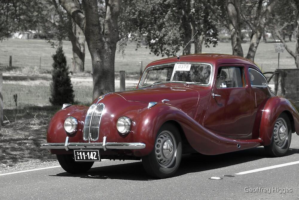 Bristol 400 1948 by Geoffrey Higges