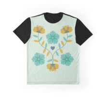 flowers everywhere/2 Graphic T-Shirt
