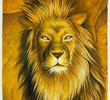 """The Lion of Judah"" by paulcardenas"