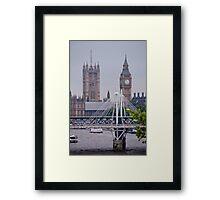 Big Ben Spanner Framed Print