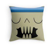 Halt Throw Pillow