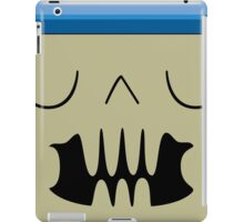 Halt iPad Case/Skin