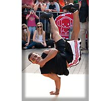 USA Breakdancers Photographic Print