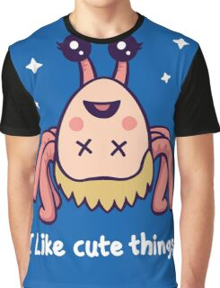 I Like Cute Things! Graphic T-Shirt