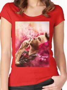 Breaking Bad - Jesse Pinkman Women's Fitted Scoop T-Shirt