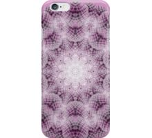 purple lace iphone cover iPhone Case/Skin