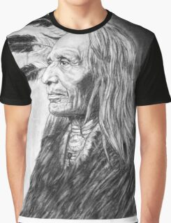 American Indian  Graphic T-Shirt