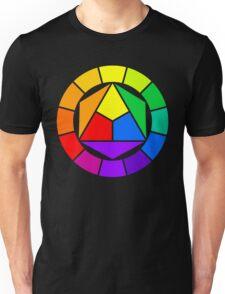 Color circle Unisex T-Shirt