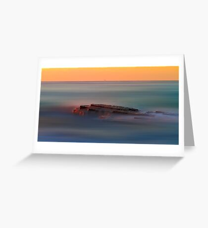 Rock of Inspiration Greeting Card