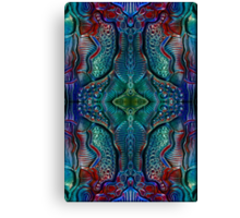 Dragon Skin Canvas Print