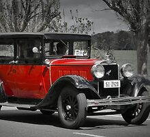 Dodge Victory 6 1929 by Geoffrey Higges