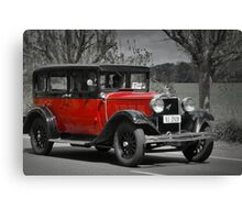 Dodge Victory 6 1929 Canvas Print
