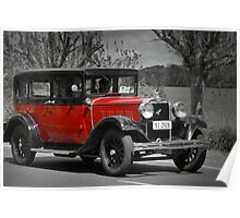 Dodge Victory 6 1929 Poster