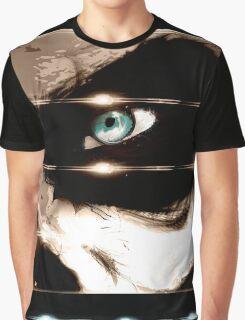PAPA'S EVIL EYE Graphic T-Shirt
