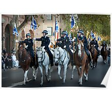 The Mounted Police Poster