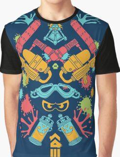 Turf Wars Graphic T-Shirt