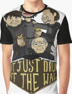 Off The Wall Graphic T-Shirt