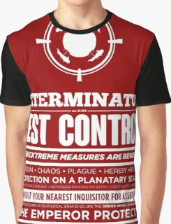 Exterminatus Graphic T-Shirt