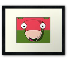 Manfried Framed Print