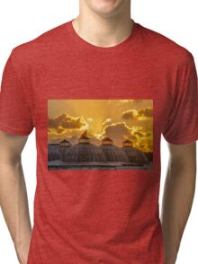 Domes of Old Istanbul Tri-blend T-Shirt