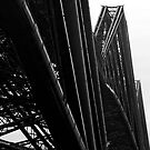 Forth Rail Bridge - Iconic by Kevin Skinner