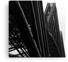 Forth Rail Bridge - Iconic Canvas Print