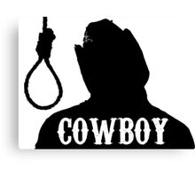 James Storm - NXT Cowboy Canvas Print