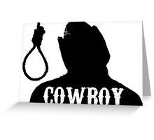 James Storm - NXT Cowboy Greeting Card