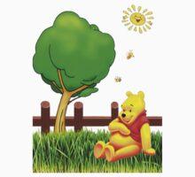 Winnie's Free Time by t0nialar