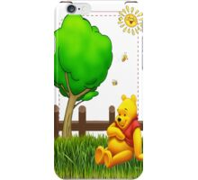 Winnie's Free Time iPhone Case/Skin